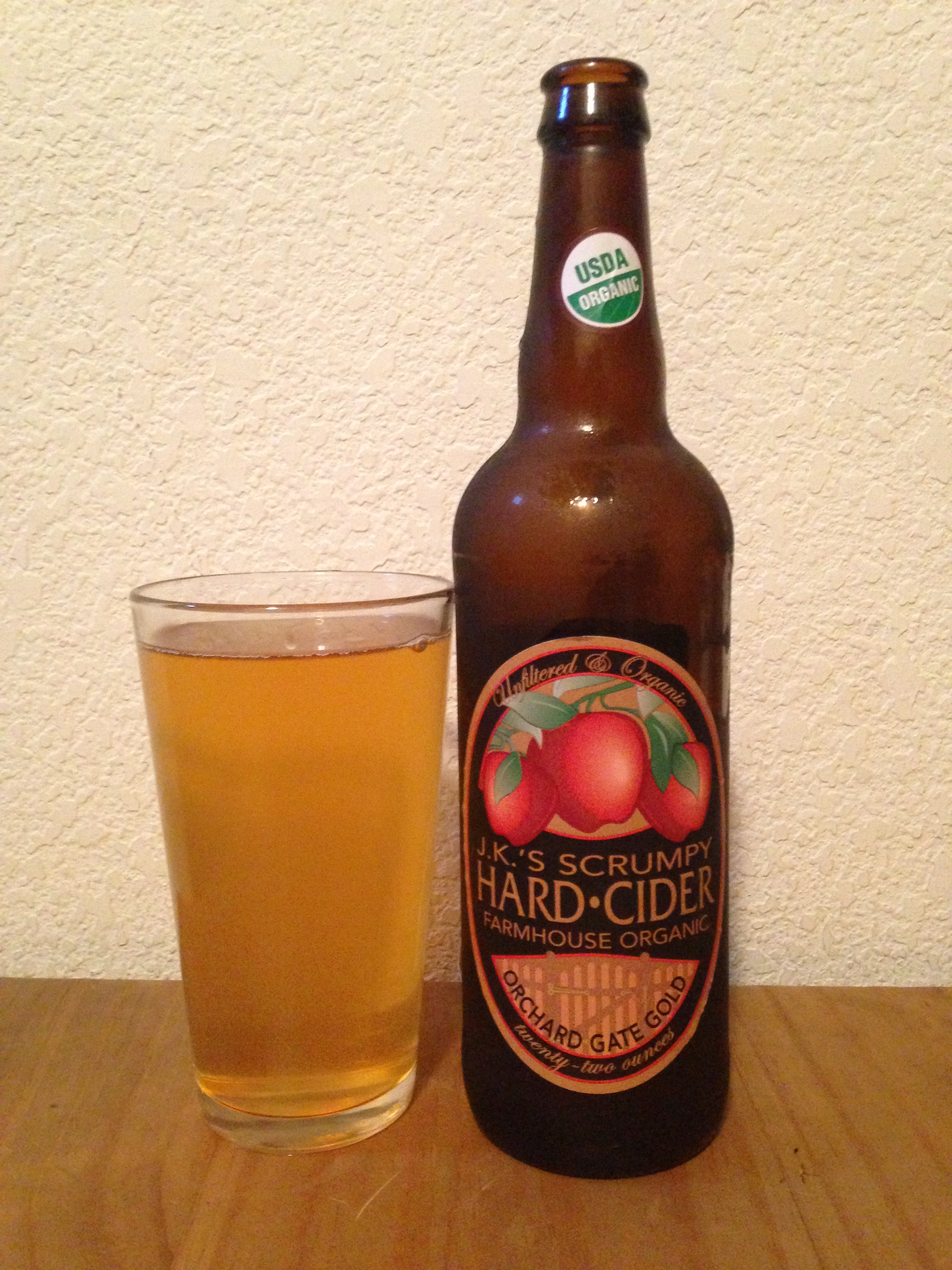 how to make hard pear cider at home