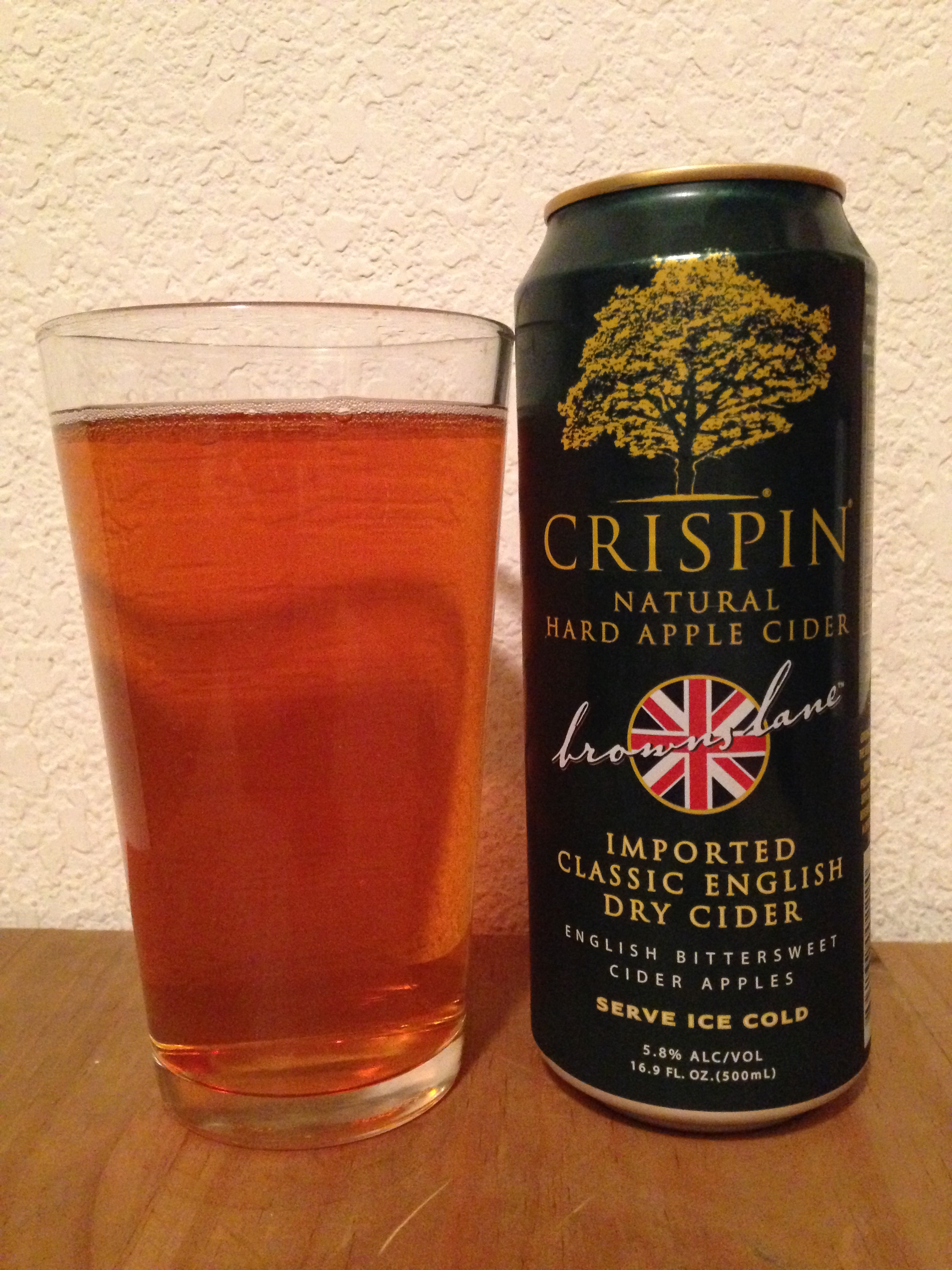 English hard cider