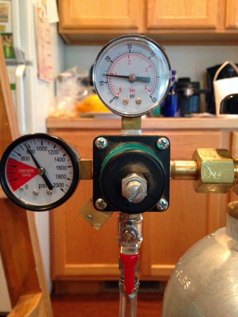 Pressurized Regulator